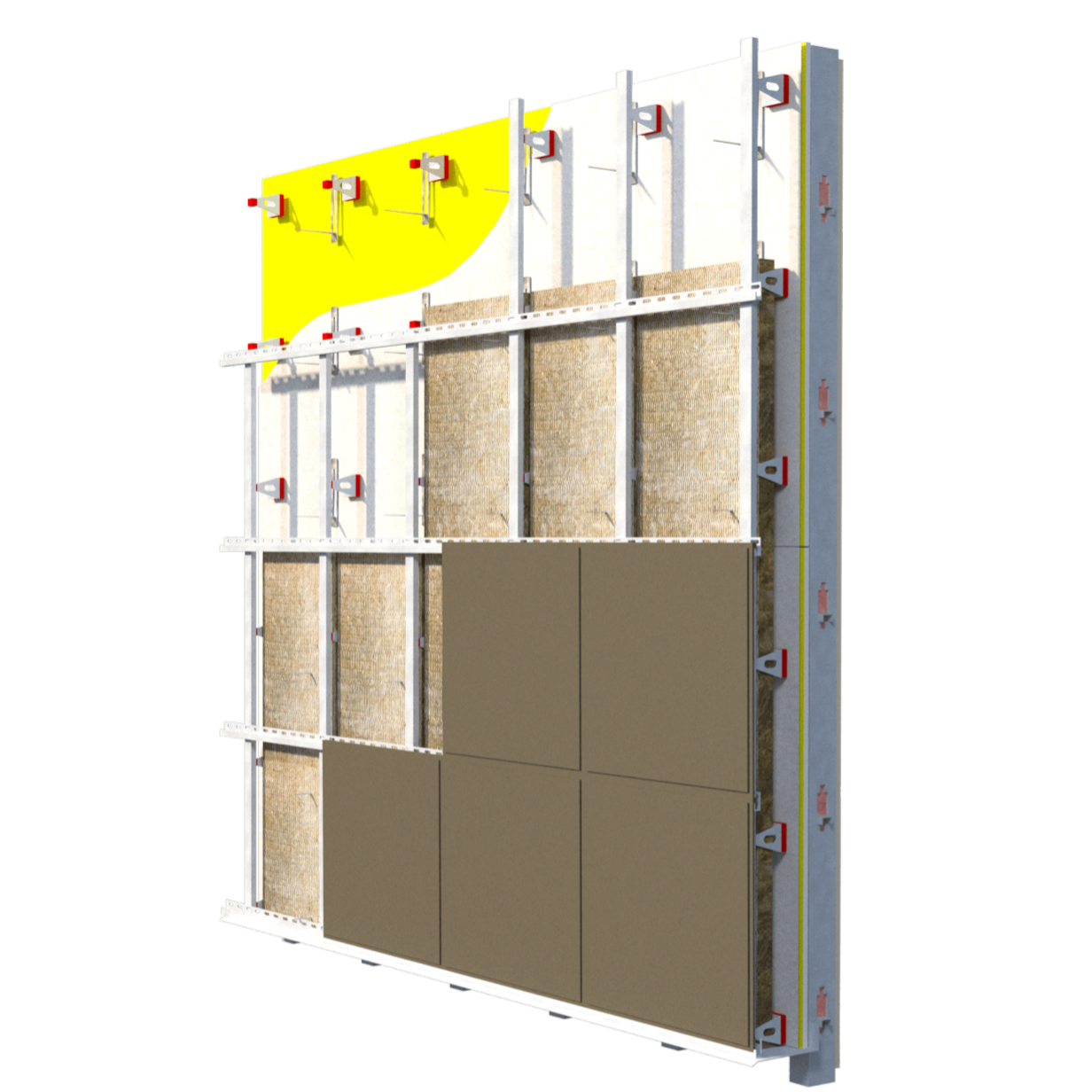 Grip-Lok® MW Plate Knightwall System
