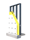 Fasteners for Building Wrap Attachment from Rodenhouse TRUFAST Walls