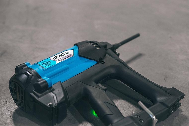 Thermal-Grip Insulation Fastening System Pinner Tool