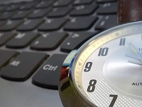 Time Management vs. Determination