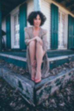 Janet Cull 3 - Summr Photoshoot / Photo Credit: Chris LeDrew