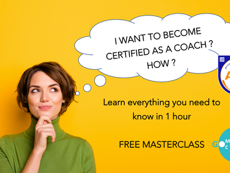 The 6 Steps to get a Coaching Certification ? Everything you Need to Know!