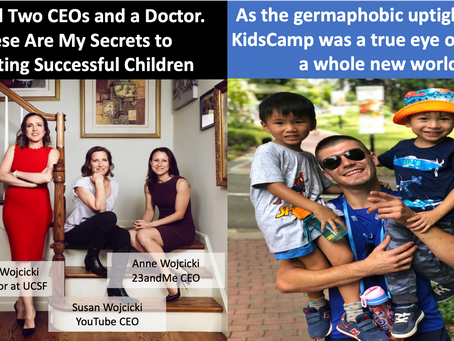 I Raised Two CEOs and a Doctor. These Are My Secrets to Parenting Successful Children