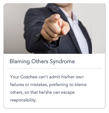GoMasterCoach Blaming Others Syndrome.pn