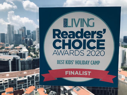 Expat Living Readers Choice Awards 2020