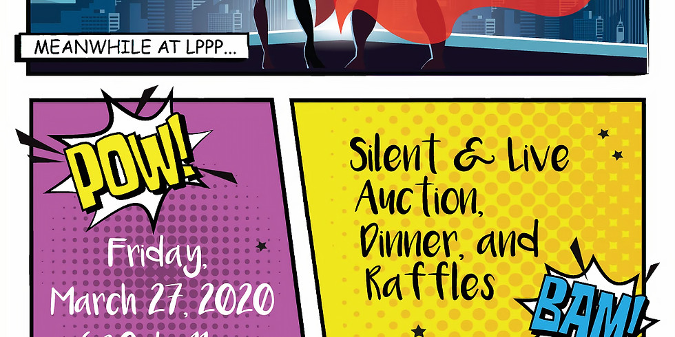 Silent Auction 2019/2020 - TICKETS REQUIRED