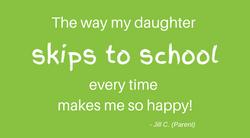 Parents Say...
