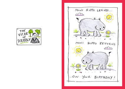 Heritage_Vicar of Scribbly_MINI HIPPO.jp