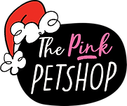 Xmas Pink Petshop logo.png