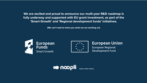 Official launch of our R&D roadmap supported with EU grant investment.