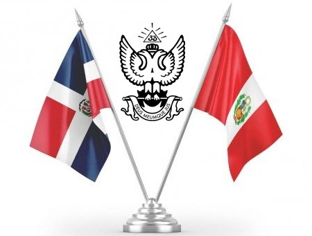 SCG33RD envía mensaje solidario y fraterno a la masonería escocesa peruana