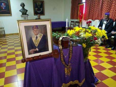 Solemne Funeral Escocés dedicado al PSGC33:. Orbe Soto Hernández