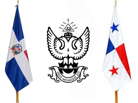 Delegación del SCG33RD es recibida en la Ciudad de Panamá.