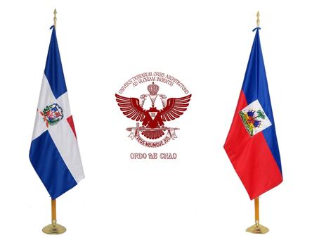 SCG33RD se solidariza con el Supremo Consejo de Haití por situación política y social.