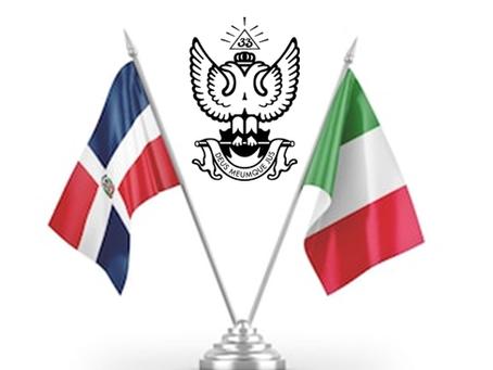 SCG33RD envía mensaje fraterno y solidario a la masonería escocesa italiana.