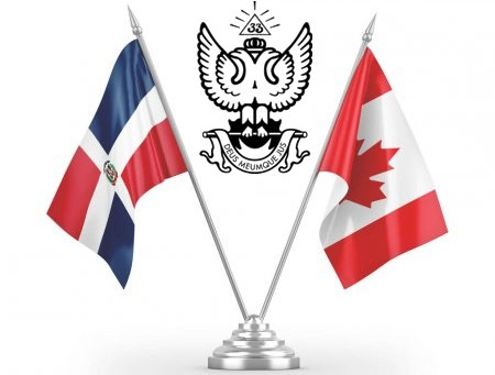 SCG33RD envía mensaje solidario y fraterno a la masonería escocesa canadiense.