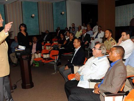 SCG33RD auspicia Conferencia sobre el Himno Nacional
