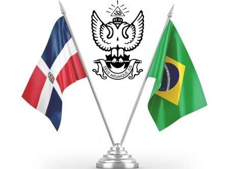 SCG33RD envía mensaje fraterno y solidario a la masonería escocesa brasileña.