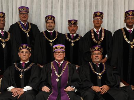 Solemne Ceremonial de Exaltación de Miembros Activos y Día del Masón Escocés.