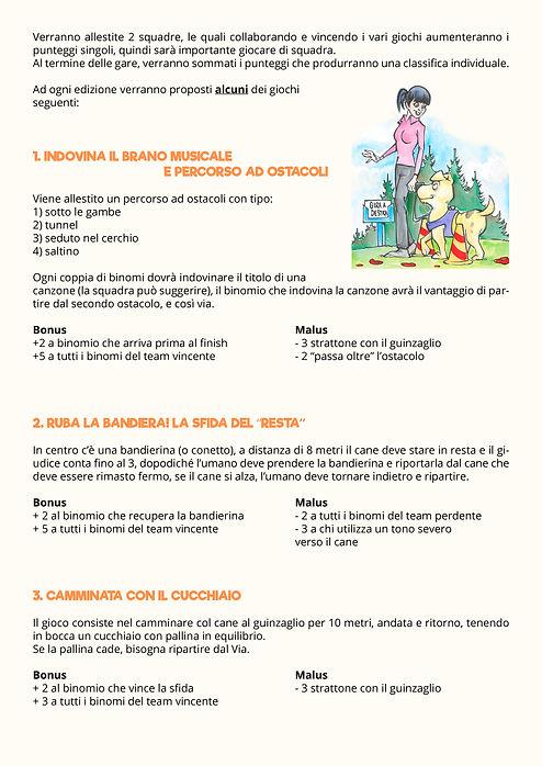 Regolamento Dogimpiadi Lugano