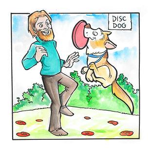 Disc Dog Lugano
