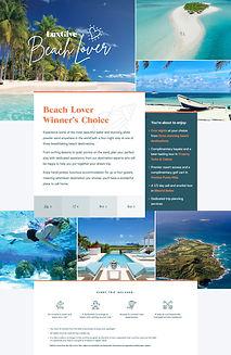 Beach Lovers Trip Package