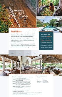Bali Bliss Trip Package