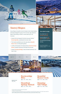 Snowy Slopes Trip Package