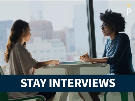 Stay Interviews > Exit Interviews 😅🤝