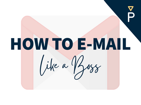How to Email Like a Boss