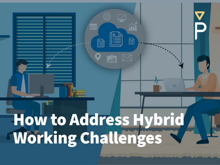 Resource: How to Address Hybrid Working Challenges