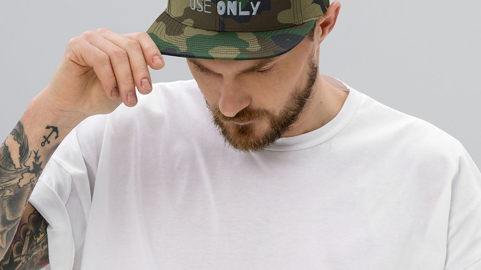 Snapback Hat - Off Road Use Only