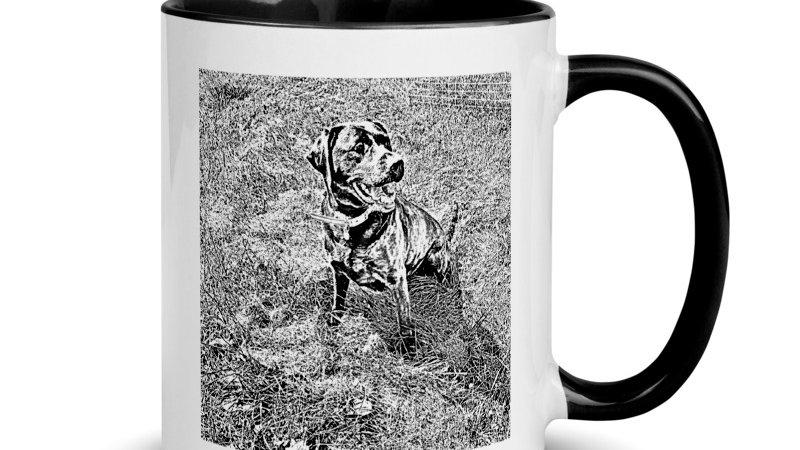 Labrador Sketch Mug
