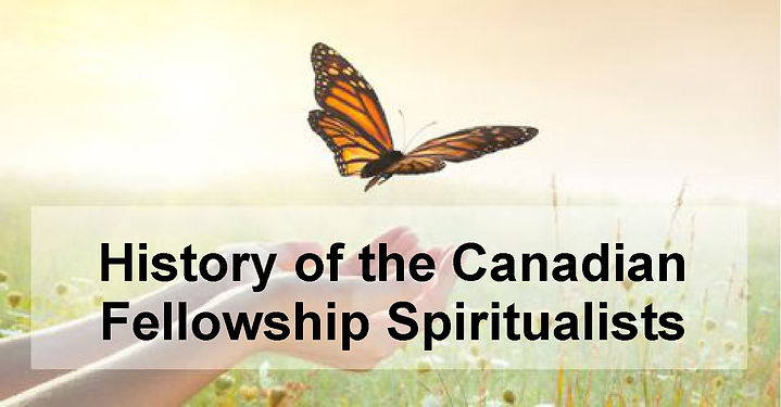 History of the Canadian Fellowship of Sp