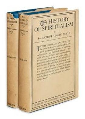 History of spiritualism by Arthur Conan