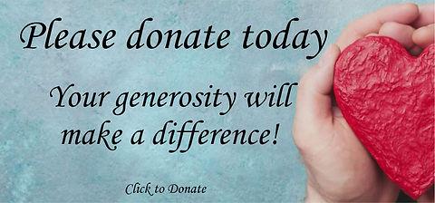 Your donation will make a difference 1 a