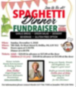 Nov 4 2018 Spaghetti Dinner Fundraiser.j