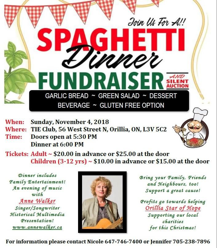 Nov 4 2018 Spaghetti Dinner Fundraiser.j