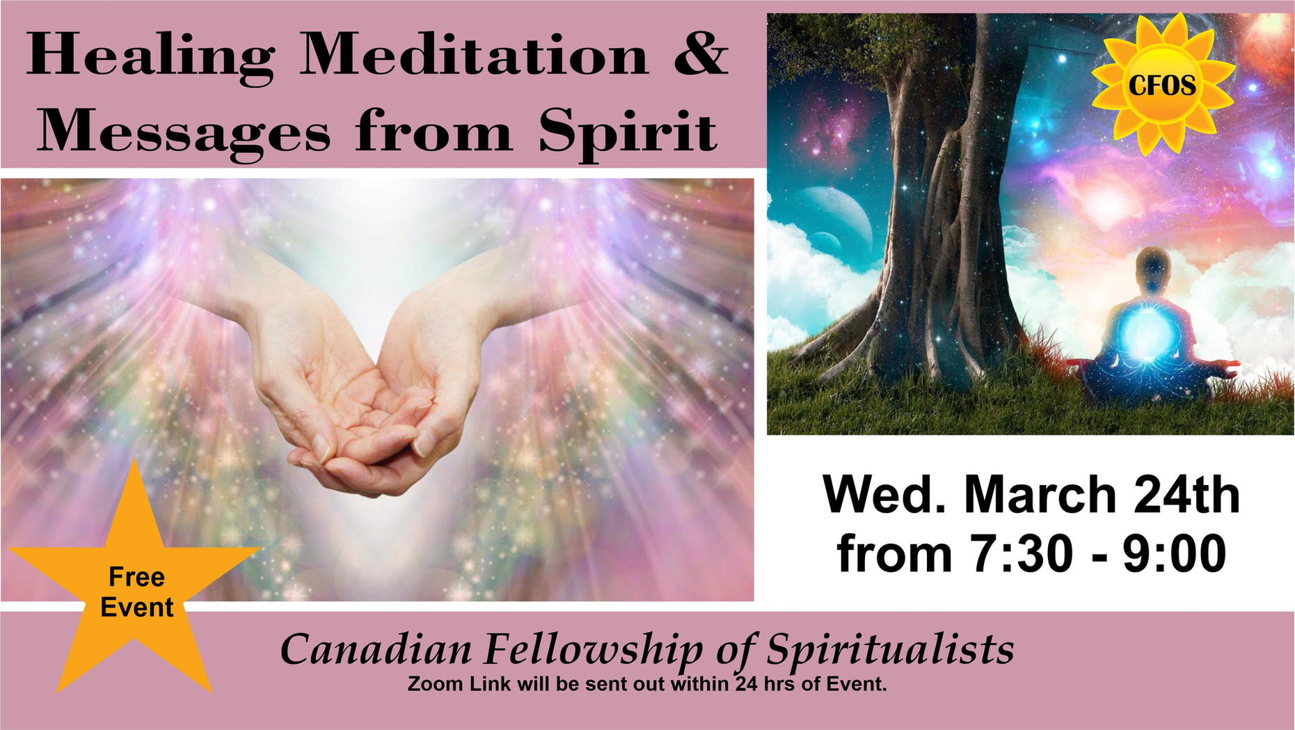 Guided Healing Meditation & Messages