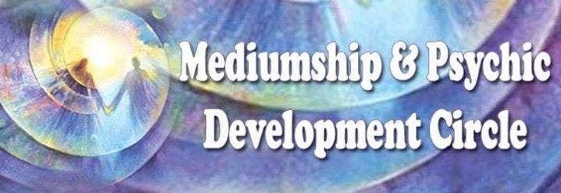 mediumship and pyschic development circl