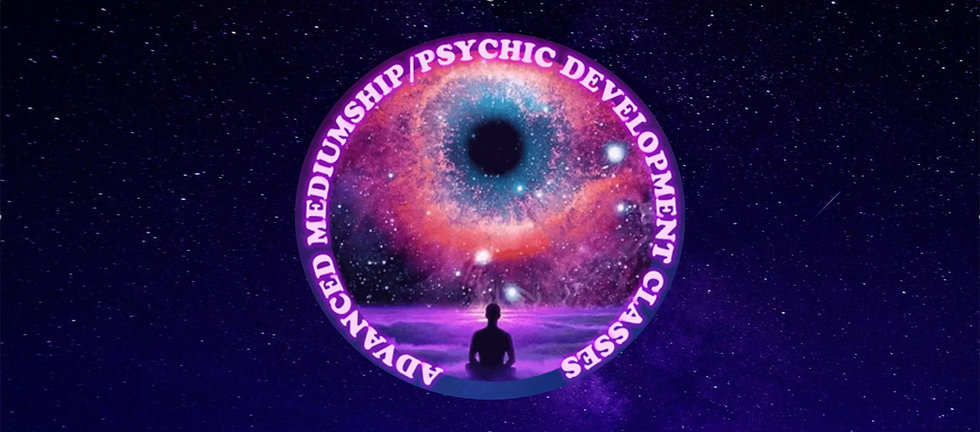 Advanced Mediumship and Psychic Developm