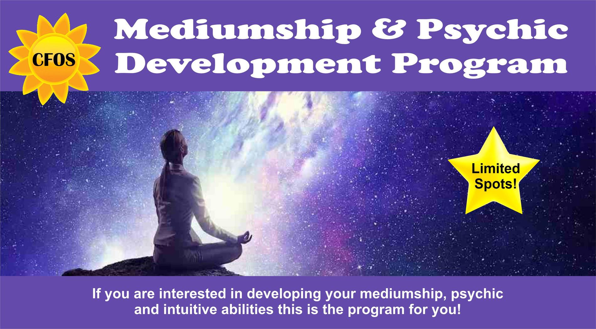 8-Week Development Program
