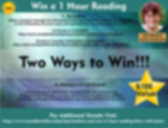 Free Reading with Joann NO DATE 2020 ver