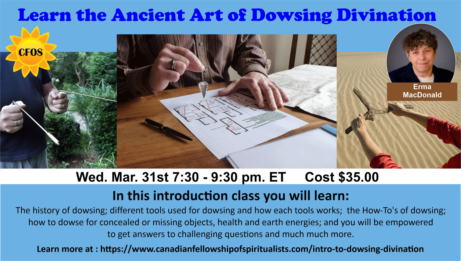 Intro to Dowsing Divination