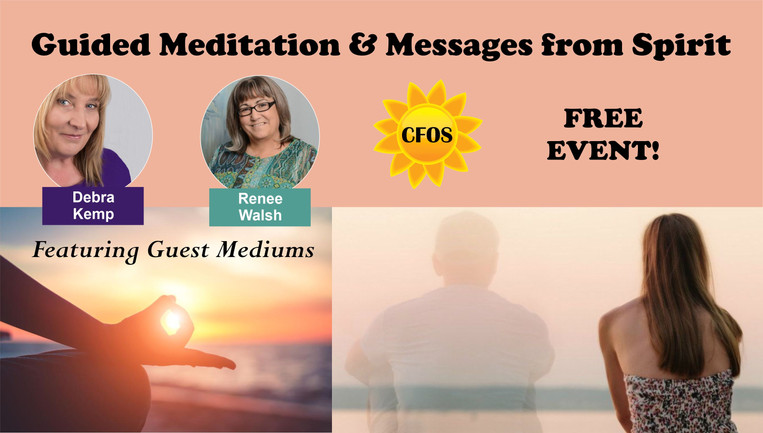 Show Case Wed Meditation and Messages