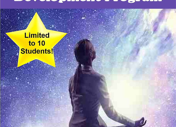 Mediumship / Psychic Development Program (8-Weeks)
