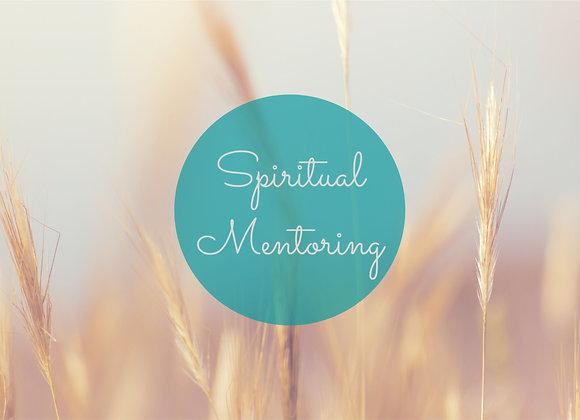 Spiritual Mentoring Session
