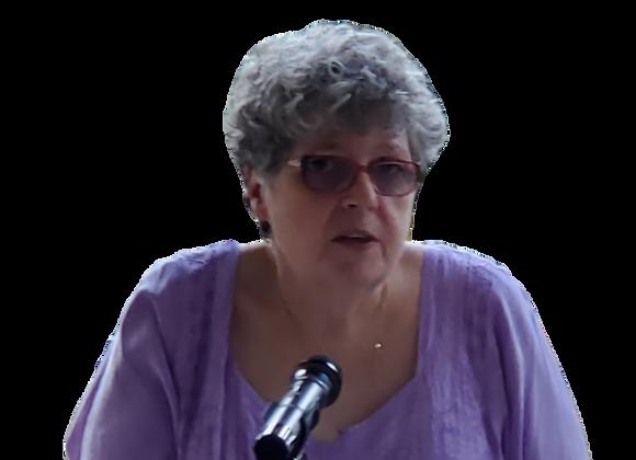 2:15 - 2:35 Online Reading with Rev. Sheila Scott via Zoom