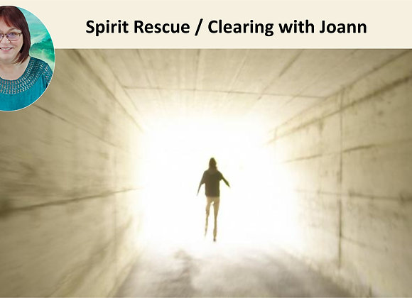 Spirit Rescue / Clearing