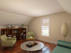 Builder Concept Home 2010_Sitting